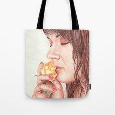 Sweet Perfume Tote Bag