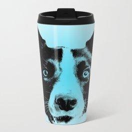 The Dog Metal Travel Mug