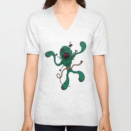 Voodoo Doll Unisex V-Neck