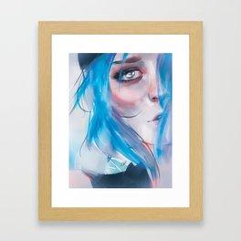 life is strange ¦ chloe price Framed Art Print