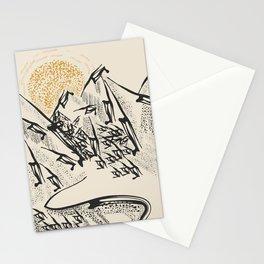 Rocky mountain Stationery Cards