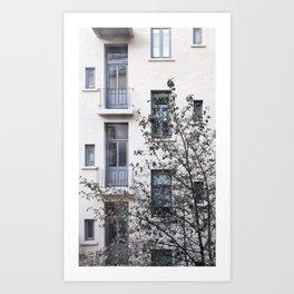 Oslo Architecture Art Print