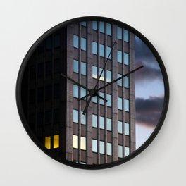 Kindred spirit. Wall Clock