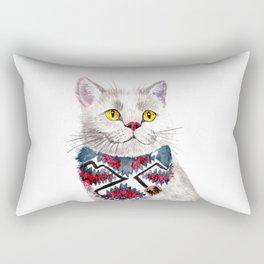 Goji the British Shorthair Rectangular Pillow