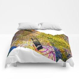 Wiggle Worm Comforters