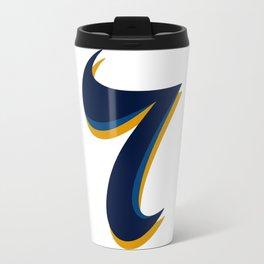 The Number 7 Travel Mug