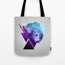 Altitude Growls Tote Bag