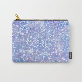 Crystallized Carry-All Pouch
