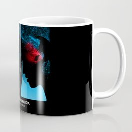 100% royalties donated to TNA Facial Pain Association - (silhouette) Coffee Mug
