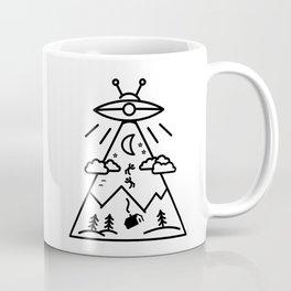 They Want Us Coffee Mug