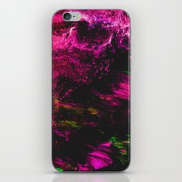 Abstract Paint Render V6 iPhone Skin