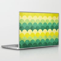 scales Laptop & iPad Skins featuring Scales by Arcturus