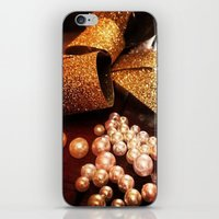 bows iPhone & iPod Skins featuring bows  by yayanastasia