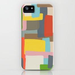 Abstract Kaoru iPhone Case