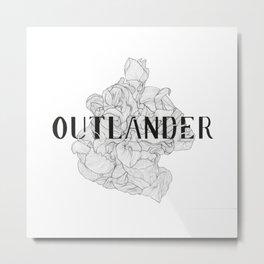 Outlander Metal Print