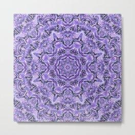 Ornate Mandala 4 Metal Print