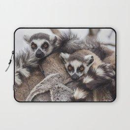 Lemur catta animals Laptop Sleeve