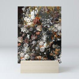 Majestic Floral Mini Art Print
