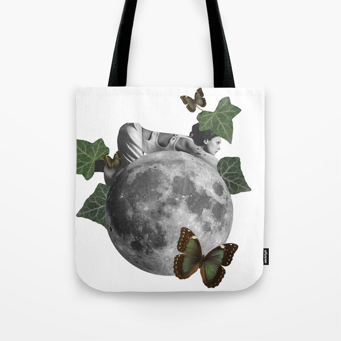 new born nature Tote Bag