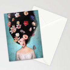 The Botanist's Daughter Stationery Cards