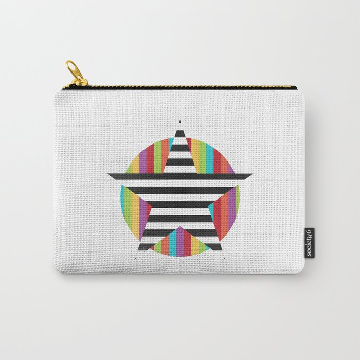 Star & Stripes Carry-All Pouch