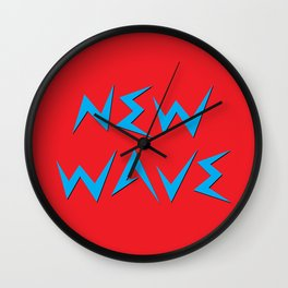 NEW WAVE Wall Clock