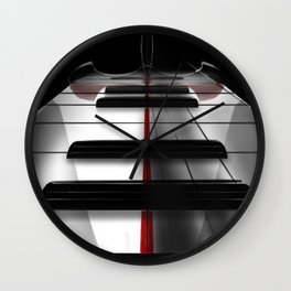 Piano - by HS Design Wall Clock