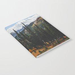Autumn in North Cascades Notebook