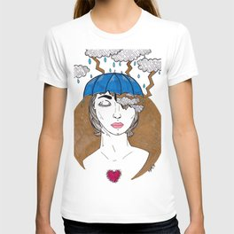 Storm In My Head T-shirt