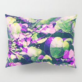 LOST IN VIOLETS Pillow Sham