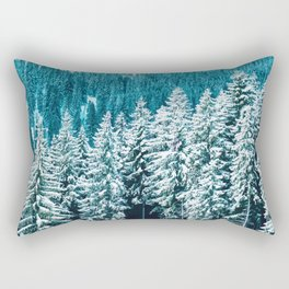 Rainforest #society6 #decor #buyart Rectangular Pillow