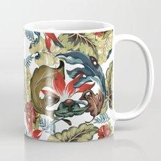 Tropical Sloth Mug