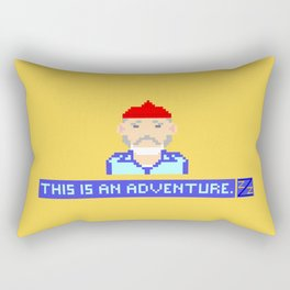 This Is An Adventure Rectangular Pillow