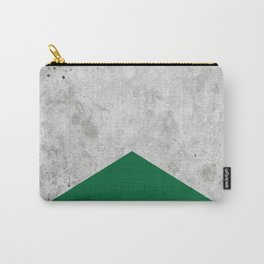 Concrete Arrow Forest Green #326 Carry-All Pouch