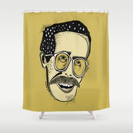 Bill Shower Curtain