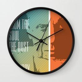 Picasso – Genius Quotes Wall Clock