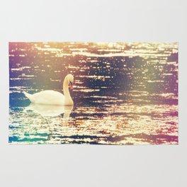 Dreamy Swan Rug