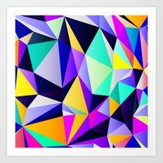 Geometric No. 12 Art Print