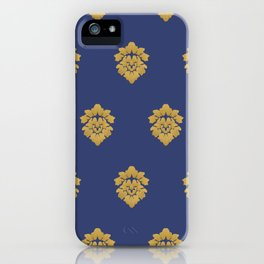 Free Marches (Blue) iPhone Case