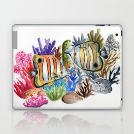 Dying Reef Laptop & iPad Skin