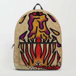 Vivid light Backpack