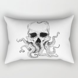 Skulltopus Rectangular Pillow