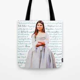 Let Me Be a Part of the Narrative Tote Bag