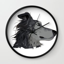 Herms Wall Clock