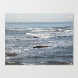 Limonese Waves Canvas Print