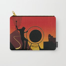 Pink at pompeii Poster! Carry-All Pouch
