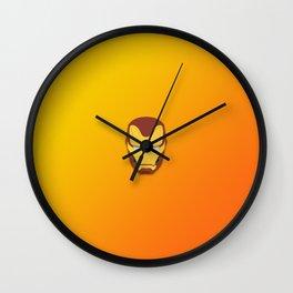 Infinity War Iron man Wall Clock