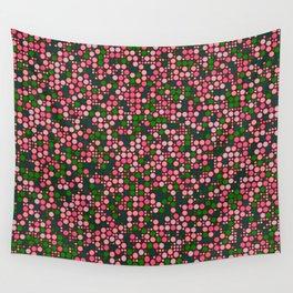 Circles Wall Tapestry