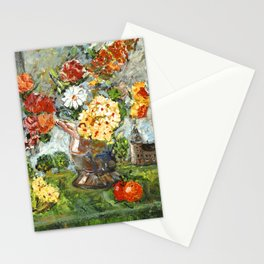 Flowers,  Fruit and a Cathedral Stationery Cards