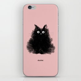 Duster iPhone Skin